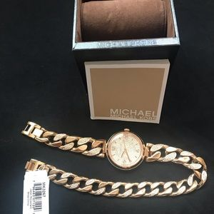 Michael Kors Ellie MK3267 Rose Tone
